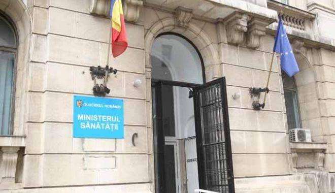 Foto: Al treilea angajat al Ministerului Sănătății, confirmat cu Covid-19