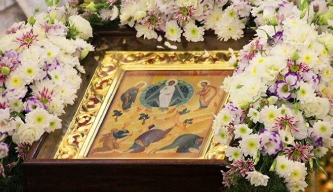 Foto: Biserica Ortodoxă prăznuiește Schimbarea la Față a Domnului