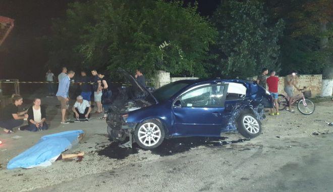 GALERIE FOTO / ACCIDENT RUTIER GRAV la Mihail Kogălniceanu. O persoană A DECEDAT - 8874cc5d1f354eb891117e0985fc22ad-1564433846.jpg