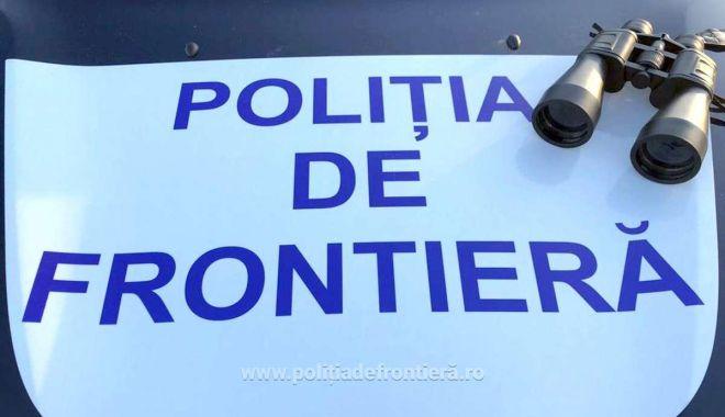 Un alt grup de cetăţeni turci, oprit de poliţiştii de frontieră la graniţa cu Bulgaria - 8martturcigrup-1615200524.jpg