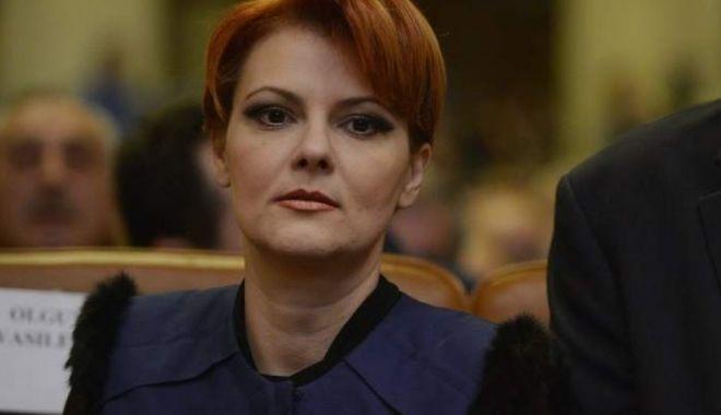 Foto: Olguța Vasilescu, replică pentru Iohannis: Nu trebuie o altă lege a pensiilor