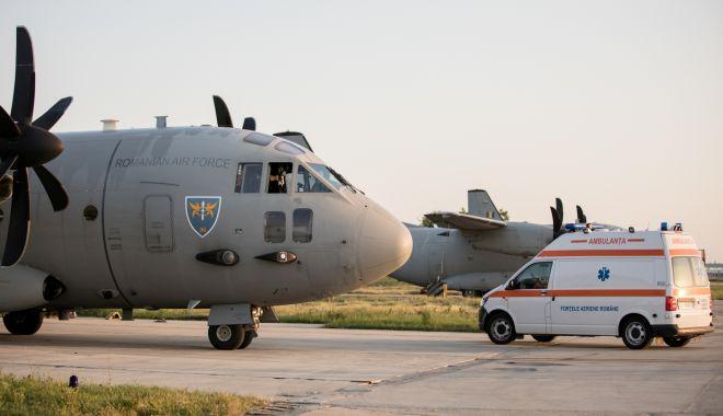 Foto: Misiune SPECIALĂ a Forțelor Aeriene Române. Cine sunt PILOȚII și ce au de făcut