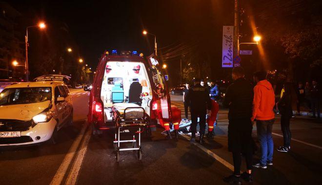 Foto: Accident în Mamaia! O victimă în COMĂ