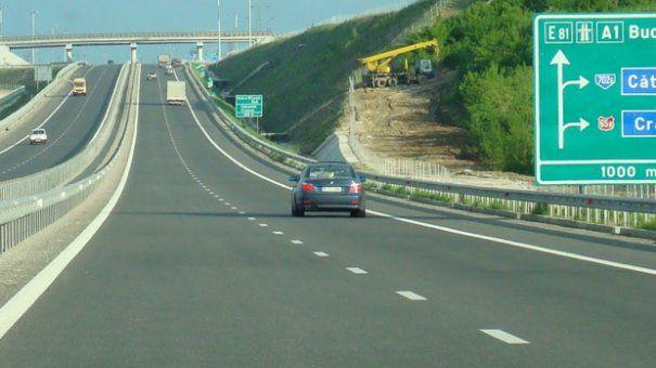 Foto: Restricții de weekend pe Autostrada Soarelui, pe timpul sezonului estival