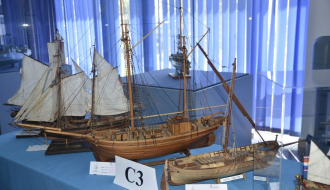 Foto: Campionatul Național de Navomodele Clasa C, la Muzeul Marinei