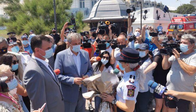 """Foto: GALERIE FOTO / VELA, NEMULȚUMIT DE POLIȚIA CONSTANȚA! """"Echipajele nu au fost prezente în spațiul public!"""""""