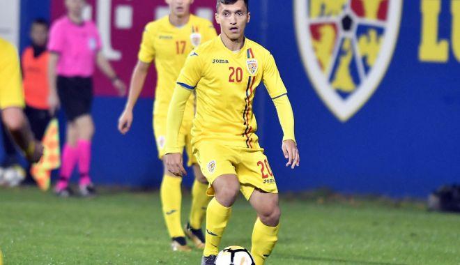 Foto: Academia Hagi, șase jucători la naționala U17 a României