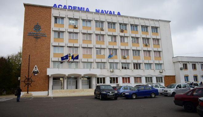 """Foto: O șansă în plus pentru a deveni student la Academia Navală """"Mircea cel Bătrân"""". Cum se face admiterea"""