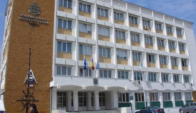 Foto: Zilele Porților Deschise - 143 de ani de învățământ românesc de marină