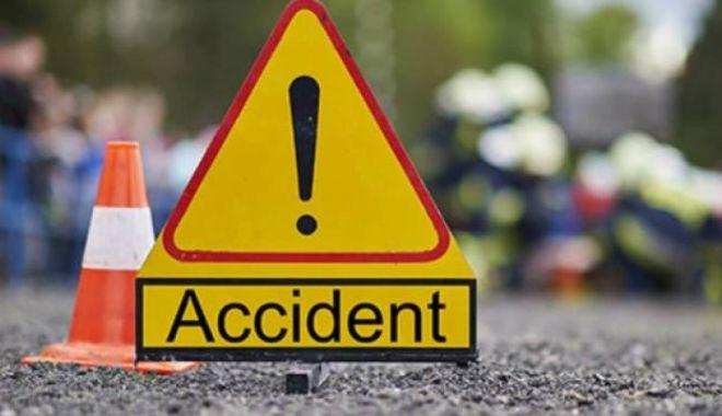 CAZ ȘOCANT! Un șofer cu fractură la coloană a fugit de la locul accidentului pe care îl provocase - acc-1539364440.jpg