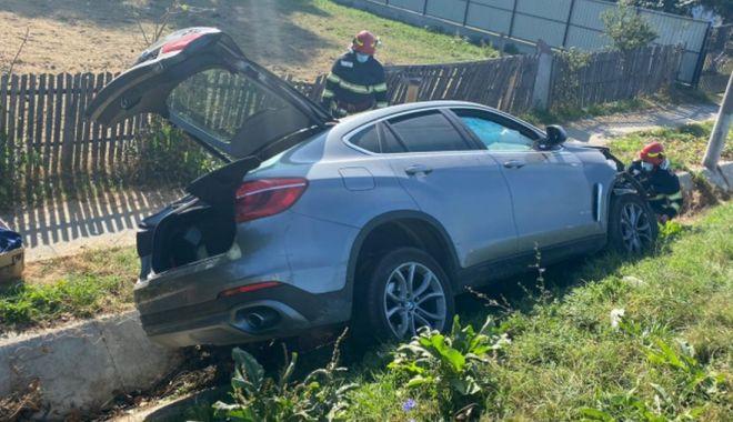 Secretar de stat în Ministerul Economiei, implicat într-un accident - acc-1600607826.jpg