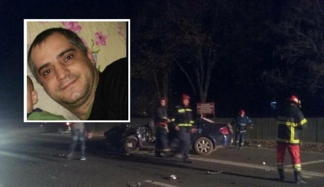 """Foto: Jandarm decedat într-un accident suspect. """"Camarazii te plâng, cu durere-n gând!"""""""