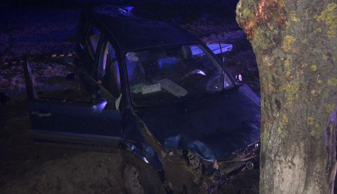 Bărbat mort după ce s-a răsturnat cu mașina pe câmp, la Constanța - accciocarlia1-1548662508.jpg