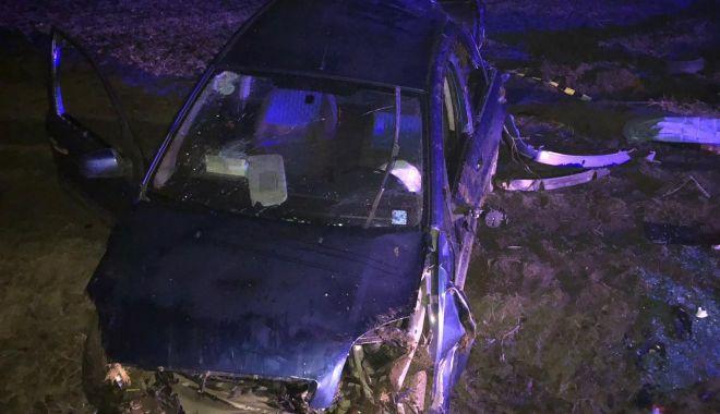 Bărbat mort după ce s-a răsturnat cu mașina pe câmp, la Constanța - accciocarlia2-1548662546.jpg