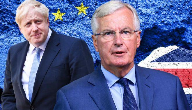 """Foto: """"Accesul Regatului Unit la piața europeană, proporțional cu angajamentele asumate de Londra"""""""