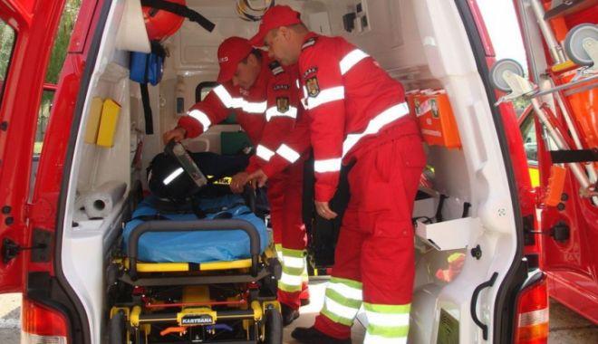 ACCIDENT GRAV în județul Constanța. Doi răniți au ajuns la spital - accident-1599547175.jpg
