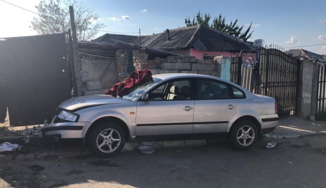 Foto: Starea victimelor din accidentul de la Medgidia: o femeie A MURIT, doi copii sunt RĂNIȚI