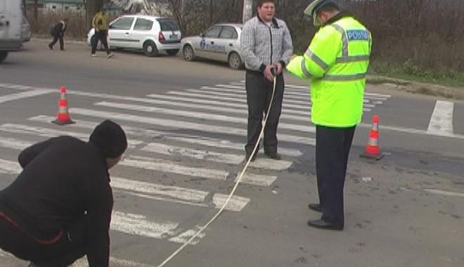Foto: Tânăra accidentată de ambasadorul rus, pe trecerea de pietoni, rămâne internată la TERAPIE INTENSIVĂ!