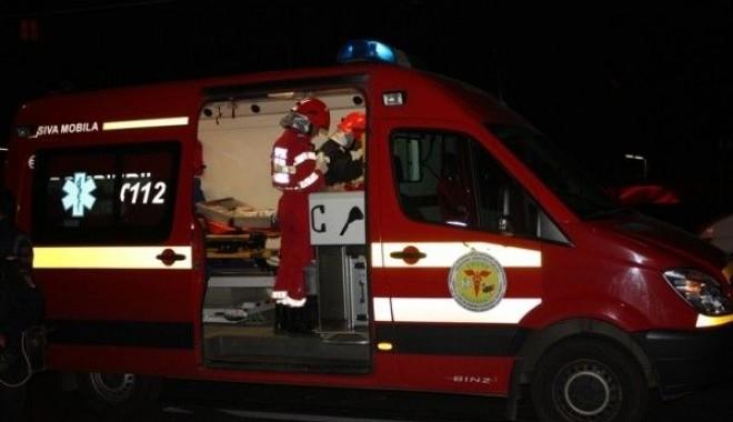 Foto: Accident rutier la Constanța, soldat cu două victime