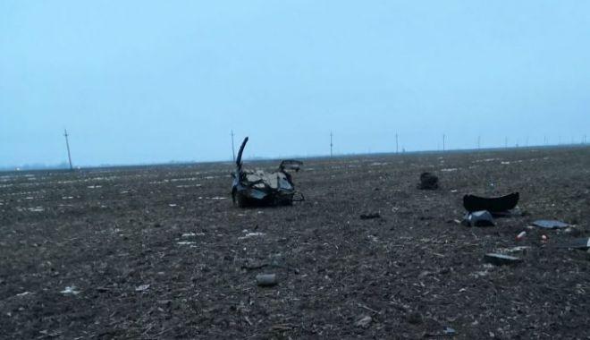 Foto: ACCIDENT TERIBIL! Patru oameni au murit, după ce șoferul a pierdut controlul volanului
