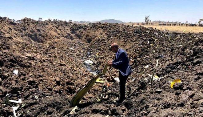 Familiile victimelor accidentului aviatic din Etiopia primesc câte un sac de pământ din partea autorităților - accidentaviaticetiopia-1552824032.jpg