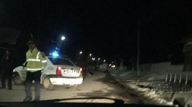 Foto: CAZ ȘOCANT! O femeie a murit, după ce a fost împinsă în fața mașinii chiar de iubitul ei