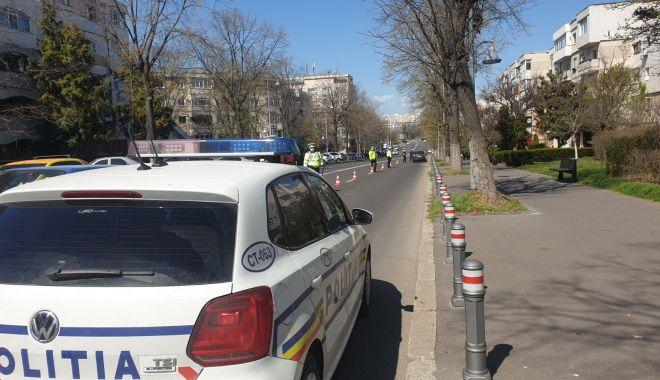 Foto: Șofer din Constanța, anchetat după un accident în Galați