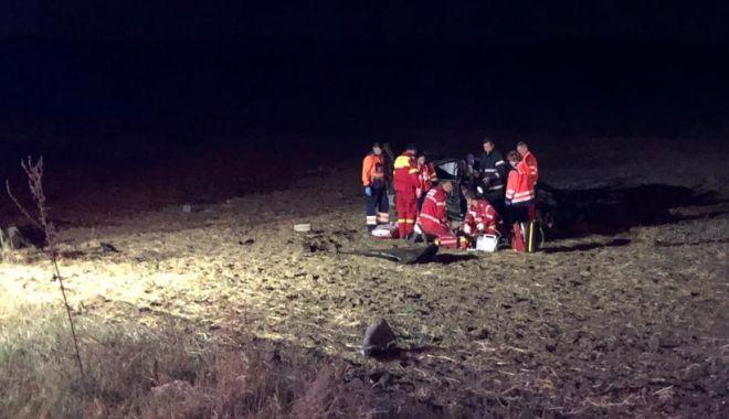 Accident mortal la Valea Dacilor. Șoferul nu avea permis! - accidentmortal-1569262454.jpg