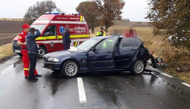 Tragedie la Ciocârlia: bătrân mort într-un accident rutier - accidentmortalsmurd-1569338132.jpg