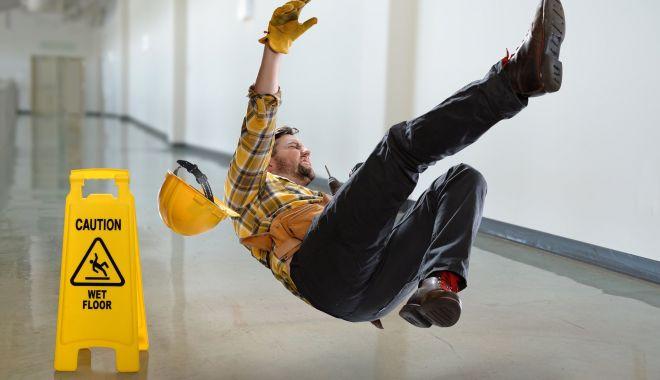 Foto: ITM cercetează noi accidente de muncă