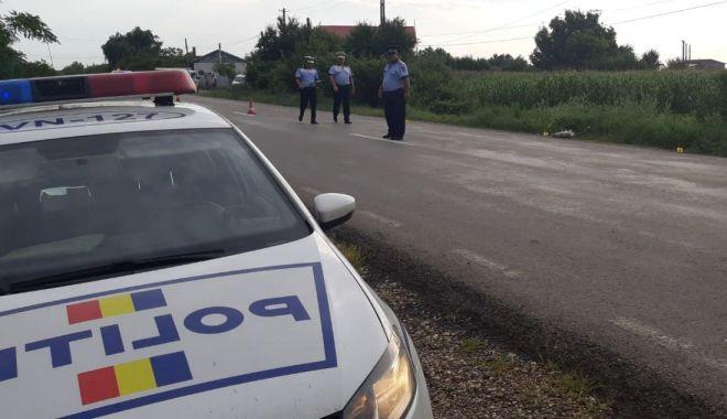 GRAV ACCIDENT RUTIER în apropiere de Ovidiu. Victima - neidentificată! - este ÎN COMĂ - accidentovidiu5no-1572939421.jpg