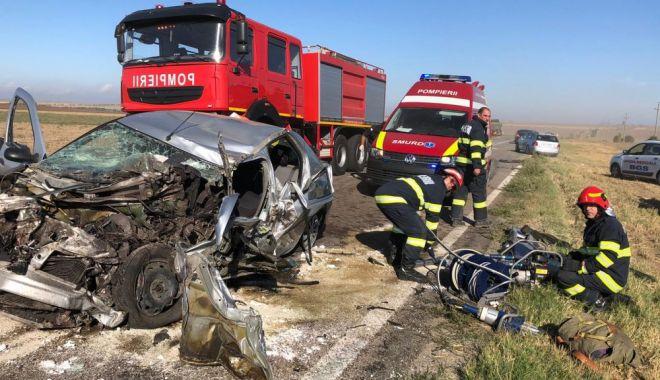 Accident grav între Hârșova și Stupina - accidentsursapolitie-1598793100.jpg