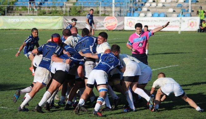 Foto: ACS Tomitanii, condamnați să câștige partida cu Dinamo