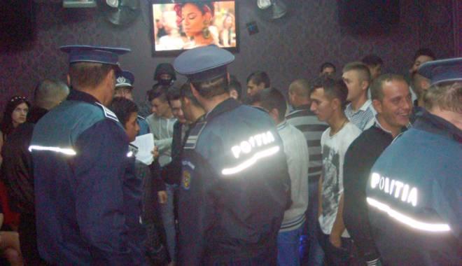 Foto: Acțiune cu mascați, în județul Constanța