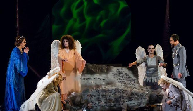 """Foto: Actorii de la Teatrul de Stat vă invită la """"Inima Reginei Maria"""""""