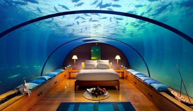 Foto: De ce să îți amenajezi un acvariu în casă