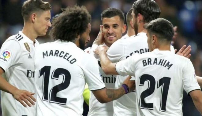 Foto: Tottenham, aproape de a transfera un jucător de la Real Madrid