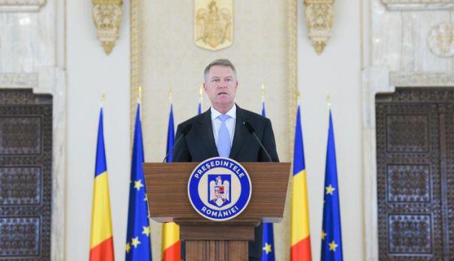 Foto: Prima reacție a președintelui Iohannis la CRIZA GUVERNAMENTALĂ