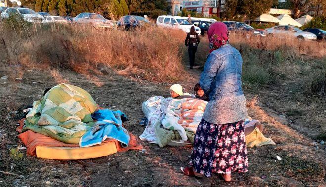 Adăposturi improvizate, dezafectate de polițiștii locali constănțeni - adaposturi-1632828306.jpg