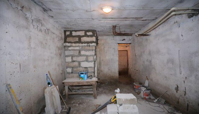 Foto: Începe reabilitarea adăposturilor antiaeriene