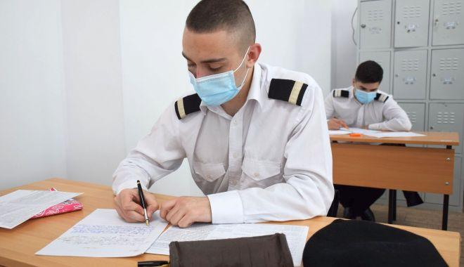 Foto: Admitere la liceele militare. Repartizarea computerizată, pe 1 iulie
