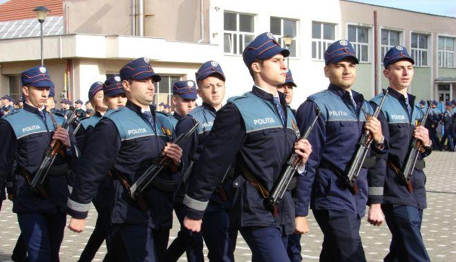 Foto: Ultima zi în care se pot depune dosarele pentru viitorii polițiști