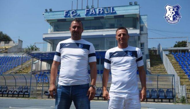 Foto: Adrian Senin și Adrian Vlas s-au întors la FC Farul Constanța