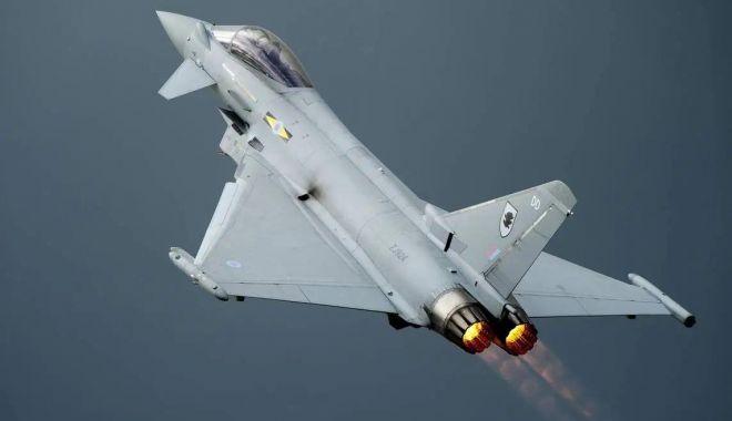Aeronave Eurofighter Typhoon au aterizat la Mihail Kogălniceanu - aeronave-1619107514.jpg