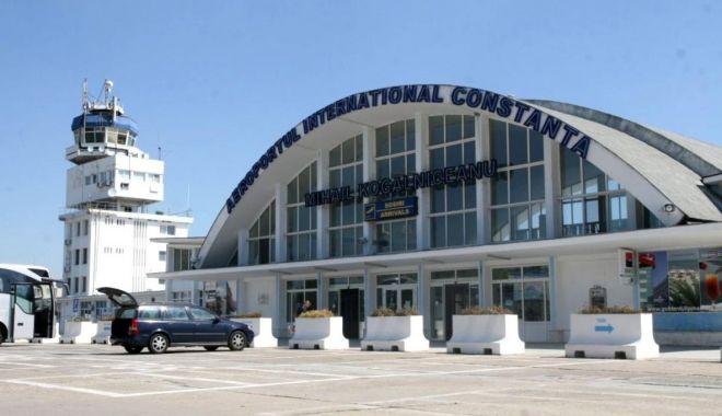 """Foto: Aeroportul """"Mihail Kogălniceanu"""" nu are zboruri directe din zonele de risc Covid-19"""
