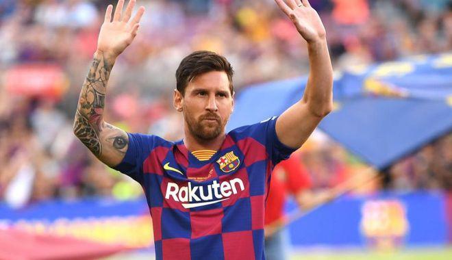 Foto: A fost greu, dar nu imposibil. Lionel Messi a urmat un tratament special când era copil