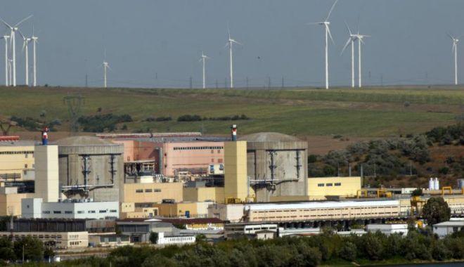 Foto: Unitatea 1 de la CNE Cernavodă, reconectată la Sistemul Energetic Național