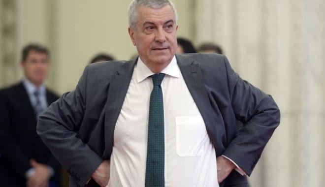 Foto: Călin Popescu Tăriceanu demisionează de la șefia Senatului