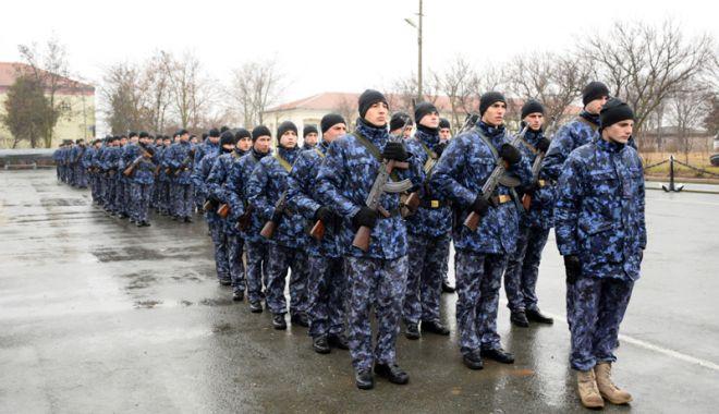 Foto: Întăriri pentru Armata Română. A început instrucția viitorilor marinari militari