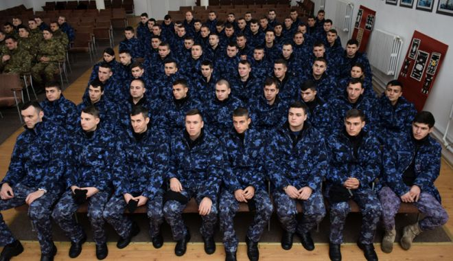 Întăriri pentru Armata Română. A început instrucția viitorilor marinari militari - ainceputinstructia2-1545153042.jpg